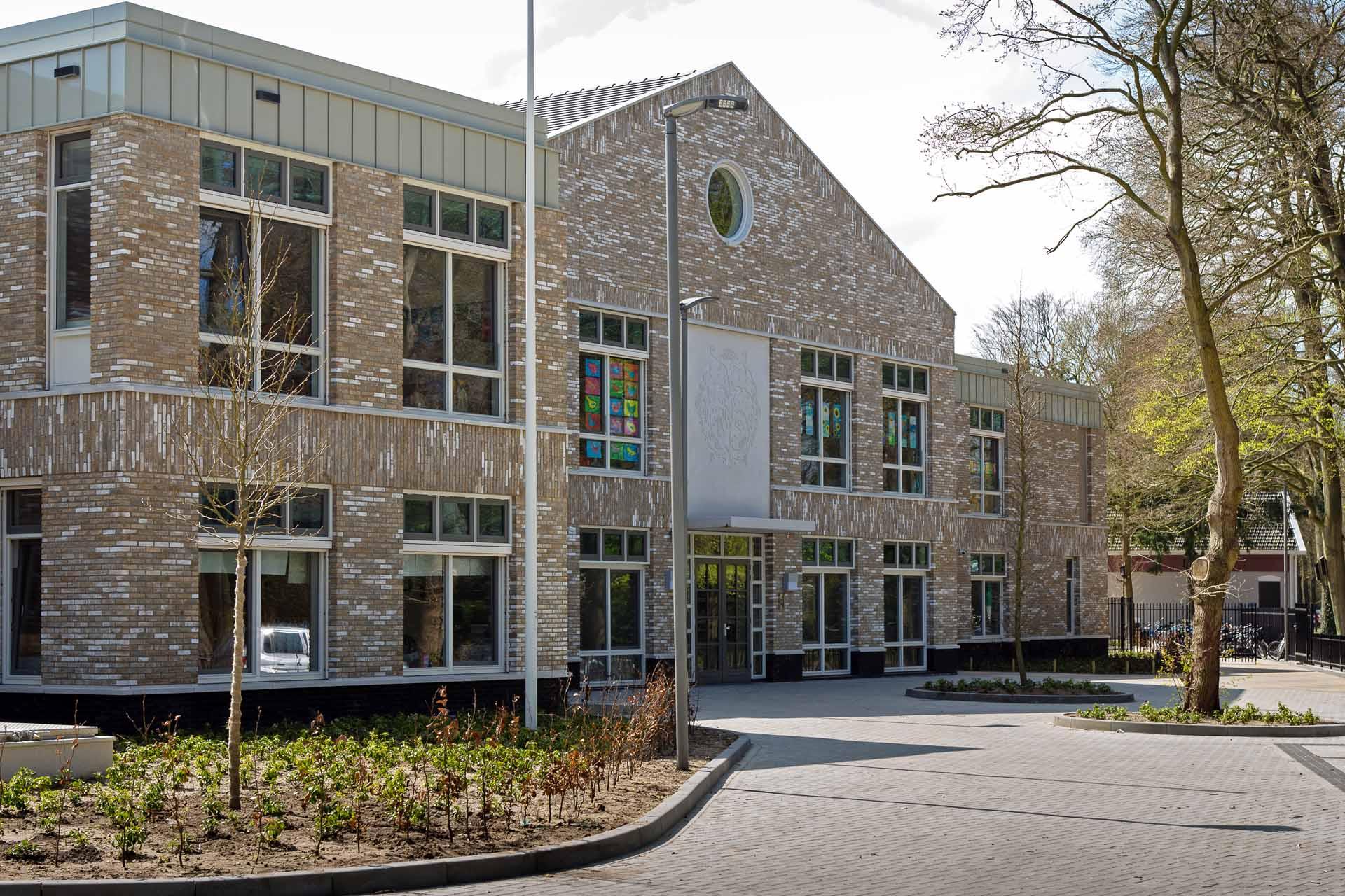 Spring Nieuwe Baarnsche School