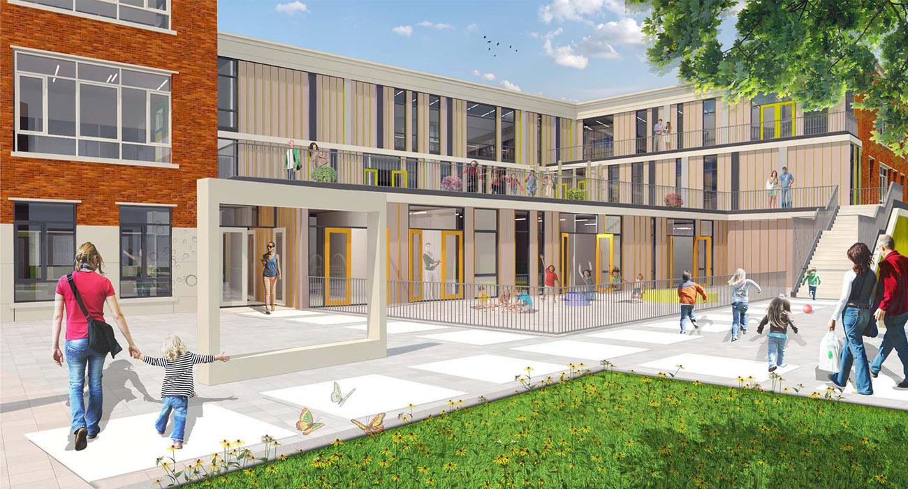 Giesbers Rotterdam en Spring winnen Design Build