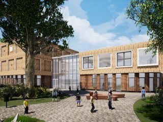 Nieuwbouw IKC Heeswijk