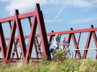 Walkin' Bridge, Hoofddorp