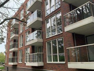 In uitvoering: appartementen Dedemsvaartweg Den Haag